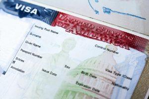 thủ tục làm visa Mỹ